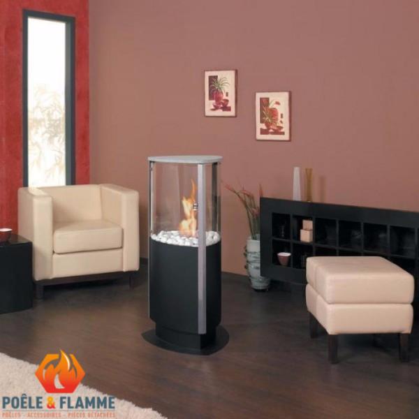po le bio thanol trio po le flamme. Black Bedroom Furniture Sets. Home Design Ideas